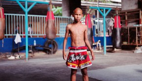 Little Thai Boxer
