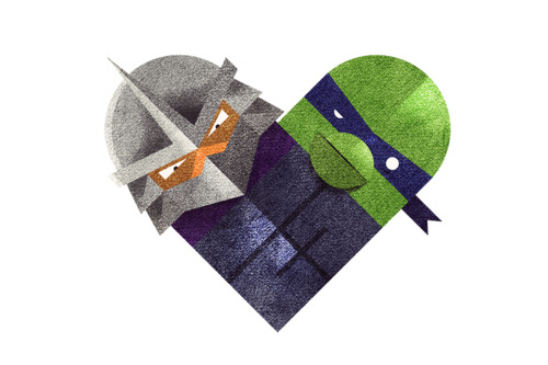 tumblr m23tttitjf1rpywm4o1 5001 Love and Hate Versus Hearts by Dan Matutina