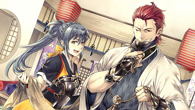 Oboro and Saizo (Fire Emblem)