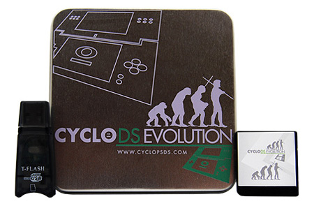 CycloDS Evolution