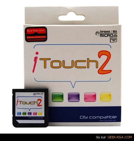 iTouch 2