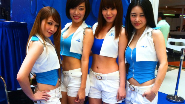 Booth Babes (China)