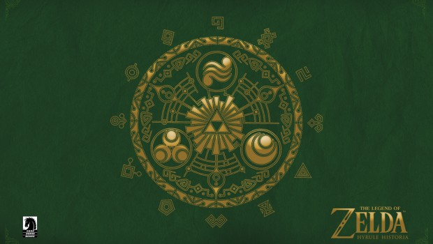 Legend of Zelda: Hyrule Historia
