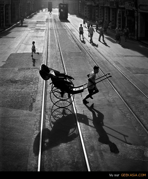 """Different Directions"" par Fan Ho"