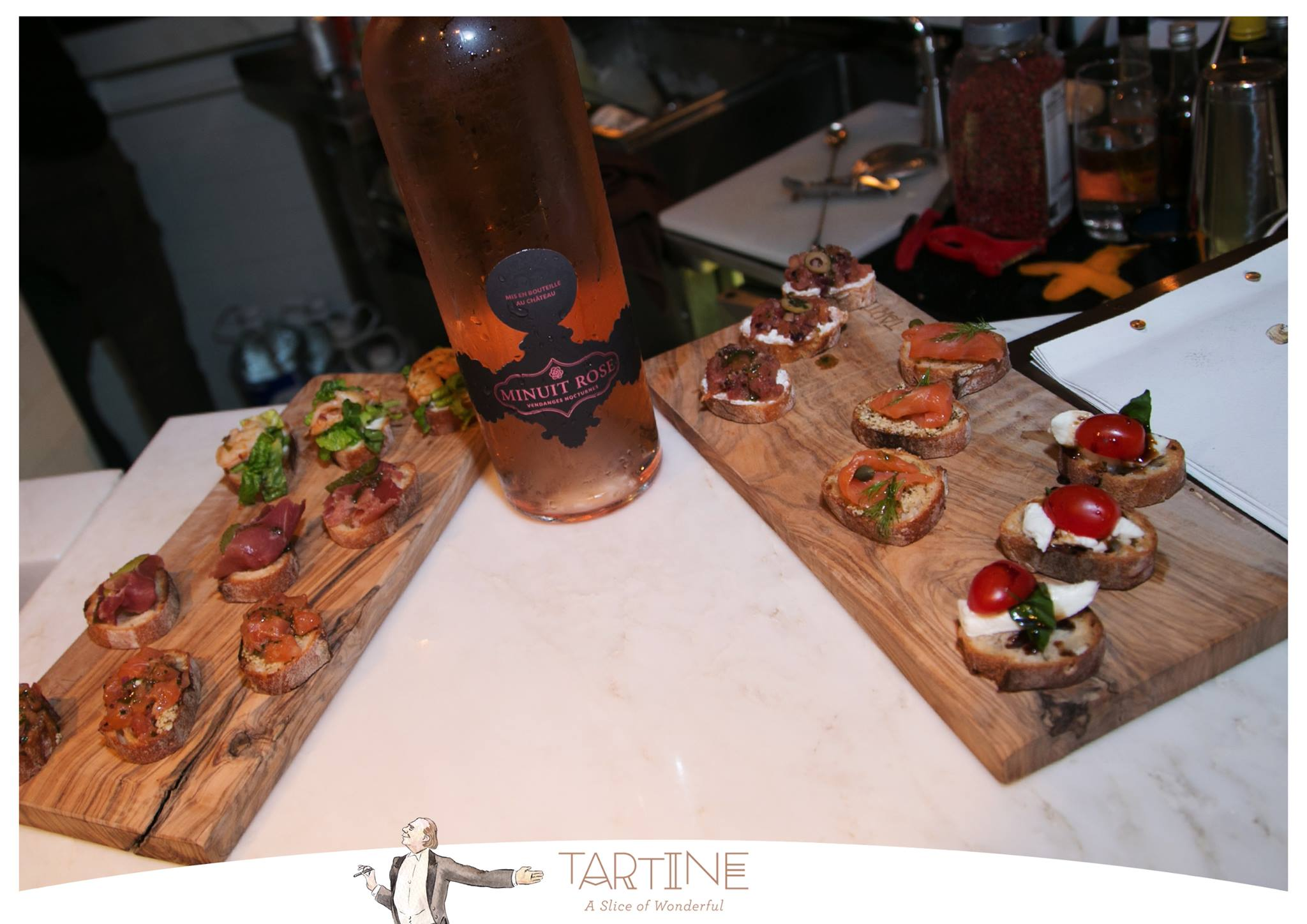 Tartine Thirsty Thrusday (2 December 2015)