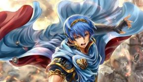 Marth FEH Art